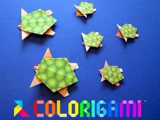 Colorigami launches!